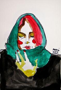 Elsa Billgren av Madli Lavin