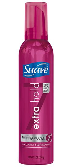 Suave Shaping Mousse, Extra Hold, 9 oz ** This is an Amazon Affiliate link. Read more reviews of the product by visiting the link on the image.