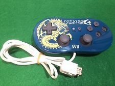 MONSTER HUNTER WII PAD CONTROLLER JAPAN IMPORT RARE!