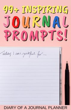 Stay grateful in 2021 with these 99  gratitude journal prompts! The best daily bullet journal ideas! #bulletjournalideas #gratitudejournal #prompts Bullet Journal Prompts, Daily Bullet Journal, Gratitude Journal Prompts, Bullet Journal Hacks, Bullet Journal Printables, Best Daily Planner, Daily Planners, Planner Supplies, Planner Ideas