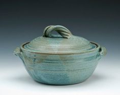 pottery ideas lidded dish - Google Search