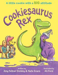 Cookiesaurus Rex