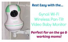 Gynoii Smartphone Video Baby Monitor