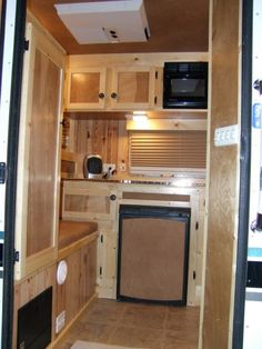 horse trailer organization and amenities ideas on