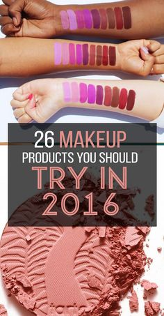 26 Beauty Products You Loved In 2015