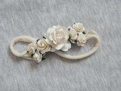 Flowers Headband - Rose Headband - newborn headband -  hairband - soft headband -  baby headband mulberry flowers girls flowers crown Rose Headband, Headband Baby, Newborn Headbands, Headbands For Women, Hats For Women, Newborn Knit Hat, Hospital Gifts, Special Flowers, Flower Girl Hairstyles