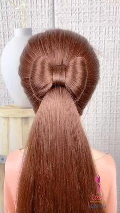 Cute Simple Hairstyles, Work Hairstyles, Easy Hairstyles For Long Hair, Hairdos, Pretty Hairstyles, Hairdo For Long Hair, Braids For Short Hair, Natural Hair Styles, Short Hair Styles