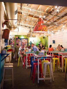 El Loco in Sydney, Australia - in loove with the pulled pork sandwich. Yum!!