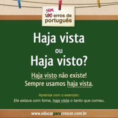 PoRtUgUêS nA TeLa: SEM erros de português!
