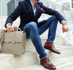 Stitch Fix for Men October 2016 - business casual, metro chic