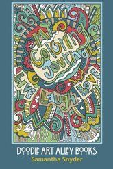 My Coloring Journal - Live Laugh Love