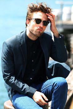 Robert Pattinson, de vampiro a modelo
