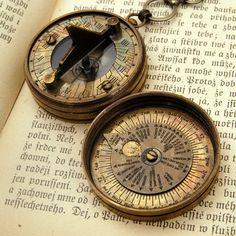 *Antique Timepiece