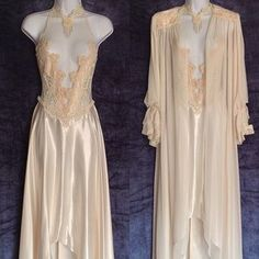 I just discovered this while shopping on Poshmark: Gorgeous Vintage Bridal Lingerie Set LACE Pearls. Check it out! Price: $165 Size: S, listed by mistle