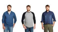 Plus Size Masculino - 13 Dicas de Moda #NewPost #Blog   Link do blog: http://ift.tt/1SUskRm http://ift.tt/2hZGzGk
