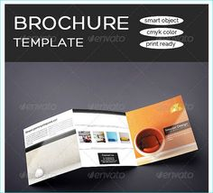 30 Beautiful Examples Of Square Brochure Designs