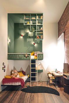 Kids Bedroom Designs, Kids Room Design, Kids Single Beds, Room Interior, Interior Design, My New Room, House Rooms, Boy Room, Bedroom Decor