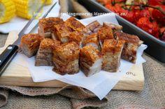 Crispy Roast Pork Belly(Siew Yuk) + Tips to make Crispy Skin