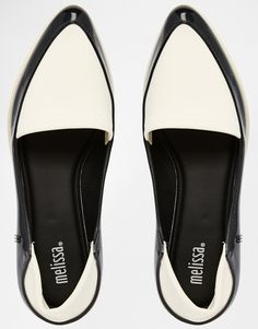 Image 3 ofMelissa Space Point Flat Shoes