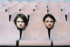 Youth: Fine Art Analog Photography by Lena Pogrebnaya #inspiration #photography