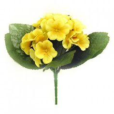 Artificial Primrose plant #flowers