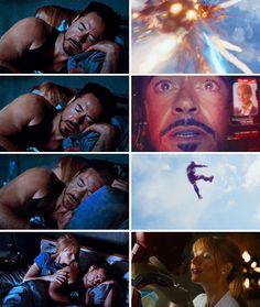 Tony Stark's dreams :-(