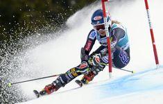 Mikaela Shiffrin takes gold Ladies' Slalom