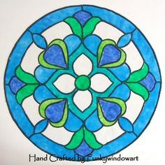 stained glass patterns pea - Google Search
