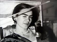 """""""I am my own muse..."""" Frida Kahlo"""