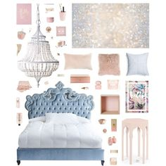 Eclipse by belenloperfido on Polyvore featuring interior, interiors, interior design, casa, home decor, interior decorating, Haute House, Jonathan Charles Fine Furniture, Home Decorators Collection and Nordstrom