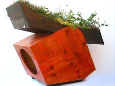 Doghouse Planter