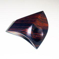 Yolande Duchateau - 2012 - ring in wood
