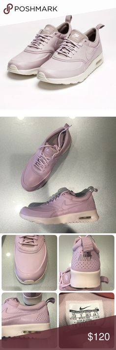 LAST CALL New Nike Air Max Thea Pinnacle ~ 7.5 brand new • no lid • size 7.5 • color: Venice • comes from smoke free home Nike Shoes Athletic Shoes
