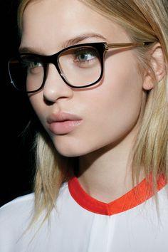 Victoria Beckham | Eyewear | Large Fine Man