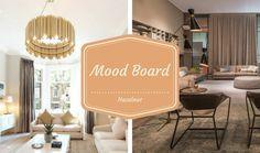 Mood Board The Perfect Neutral Tone for Your Vintage Decor | www.vintageindustrialstyle.com #vintageindustrialstyle #industrialdesign #vintagestyle #moodboard #pantonecolors