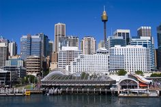 How to Spend a Weekend in Sydney.  Love this city! Darling Harbour is the best!