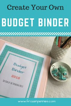 My finances run so much smoother when I know how much is going in and how much is coming out as well as when things are due. I have had a budget binder for a long time... #finances #frugal #debtfree #frozenpennies