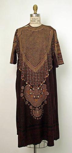Indian kurta ca. 19th c.