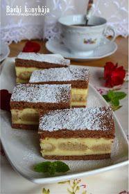 Barbi konyhája: Hartyáni krémes Tiramisu, Pudding, Sweets, Ethnic Recipes, Food, Meals, Gummi Candy, Custard Pudding, Candy