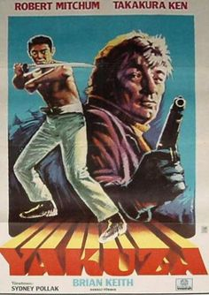 The Yakuza 1974, watched this on tv many years ago & still love it.