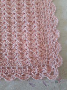 Crochet Baby Blanket Tutorial, Crochet Quilt Pattern, Col Crochet, Crochet Border Patterns, Crochet For Beginners Blanket, Crochet Bedspread, Baby Afghan Crochet, Granny Square Crochet Pattern, Baby Afghans