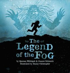 In this traditional Inuit story, a simple walk on the tundra becomes a life-or-death journey for a young man. When he comes across a giant who wants to take him home and cook him for dinner, the young man's quick thinking saves him from being devoured--and in the process, releases fog into the world for the very first time. Art Books For Kids, Stories For Kids, Childrens Books, Native American Literature, Hunter Name, Aboriginal History, Aboriginal Education, Myths & Monsters, Traditional Tales