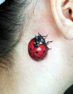 Coole Tattoos 3D - inspirierende Motive und Designs