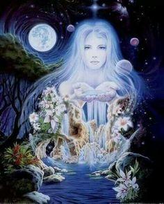 Divine Mother Gaia