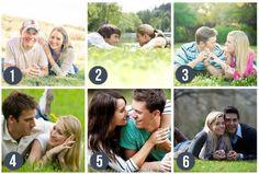 Ваша шпаргалка: подборка идеальных поз для свадебной фотосессии