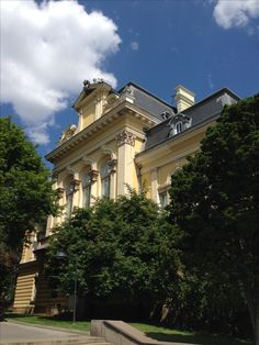 Royal Palace, Sofia, Bulgaria Sofia Bulgaria, Royal Palace, Mansions, Architecture, House Styles, Travel, Beautiful, Art, Arquitetura