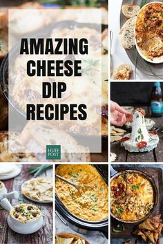 The Cheese Dip Recipes That Make Life Worth Living | The Huffington Post