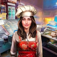 #NEW #iOS #APP Cooking Scene - Fun Games - Bi Quan Zhu