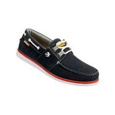 Brakeburn Navy 'Burnbake' boat shoes- at Debenhams.com