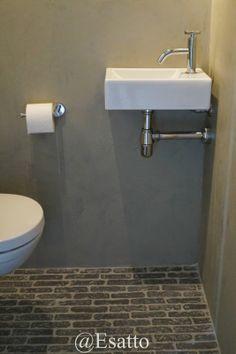 toilet in betonlook - Google zoeken